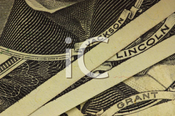 Royalty Free Photo of American Currency