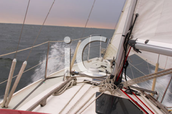 Royalty Free Photo of a Boat