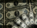 Royalty Free Video of American Money