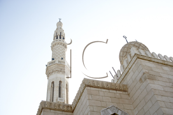 Royalty Free Photo of a Mosque in Dubai