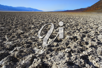 Royalty Free Photo of a Desert