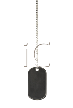 Royalty Free Photo of a Tag and Chain