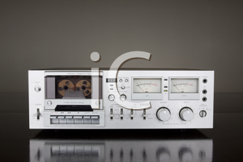 Royalty Free Photo of a Cassette Player