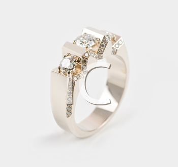 Royalty Free Photo of a Gold Ring