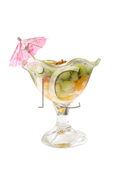 Royalty Free Photo of a Fruit Cocktail