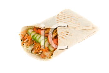 Royalty Free Photo of a Gyro