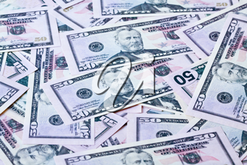 Royalty Free Photo of a Money Background