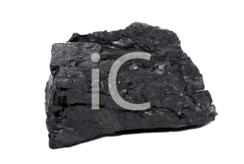 Royalty Free Photo of Coal