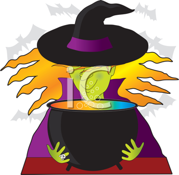 Royalty Free Clipart Image of a With