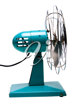 Royalty Free Photo of an Electric Fan
