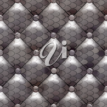 Leather texture background, there is a gradient mesh, EPS10 - vector graphics.