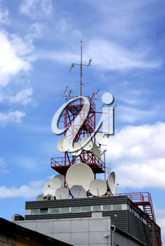 Royalty Free Photo of Communications Equipment