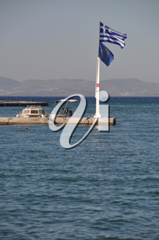 Royalty Free Photo of Kos Harbour