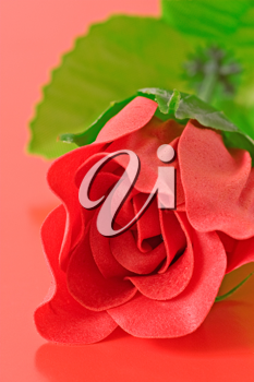 Royalty Free Photo of an Artificial Rose