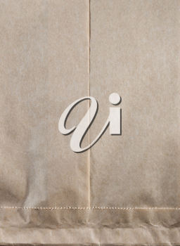 Pattern of paper bag surface for background