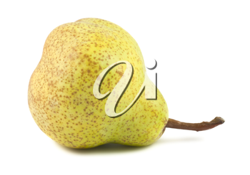 Royalty Free Photo of a Ripe Pear