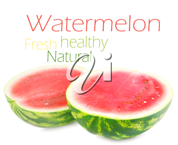 Royalty Free Photo of Watermelons