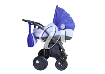 Royalty Free Photo of a Stroller
