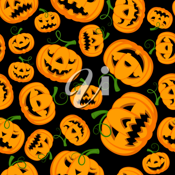 Halloween Themed Seamless  Backgrounds.(can be repeated and scaled in any size)