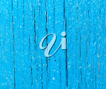 abstract background blue wooden board