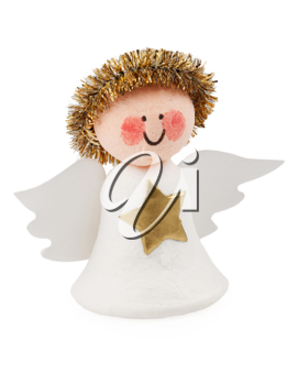 Royalty Free Photo of a Decorative Angel