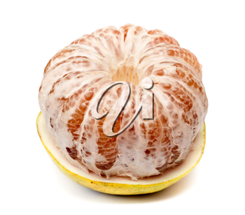 Royalty Free Photo of a Pomelo