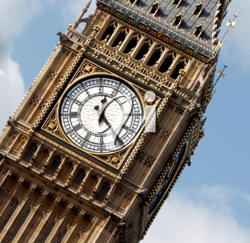 Royalty Free Photo of the Big Ben
