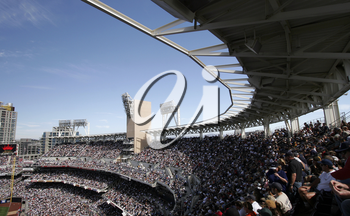 Royalty Free Photo of Petco Park in San Diego