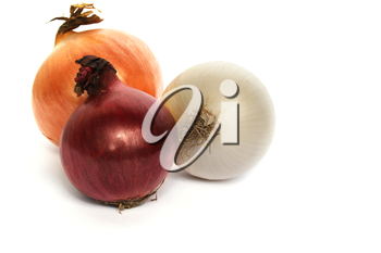 Royalty Free Photo of Onions