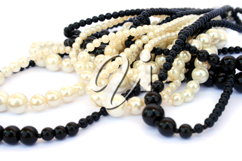 Royalty Free Photo of Necklaces