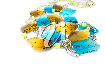 Royalty Free Photo of a Necklace