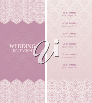 Can be used for invitations to any of your ceremony. For example a wedding.