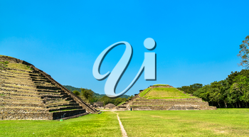 El Tajin archeological site, UNESCO world heritage in Mexico
