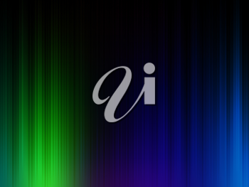 Abstract background of vertical stripes with a gradient fill