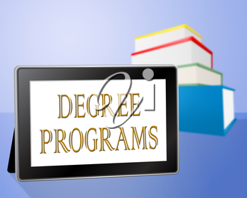 Degree Programs Meaning Course Knowledge And Book
