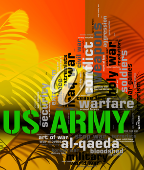 Us Army Meaning The United States And Armed Force