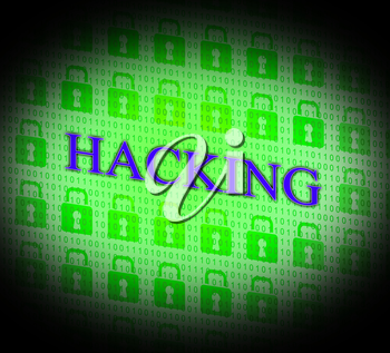 Hacking Online Representing World Wide Web And Website
