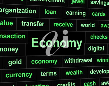 Finances Economy Representing Investment Profit And Accounting