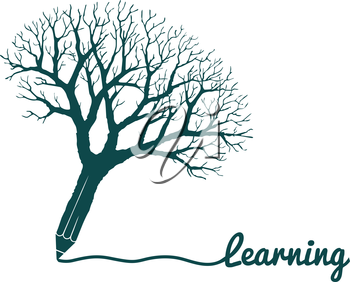 Learning Concetp with Tree and pencil. EPS 8 supported.