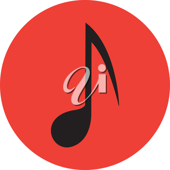 Music Note Icon Design, AI 8 supported.