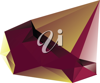 Polygonal Abstract Background Design, EPS 10 supported.