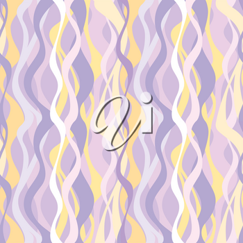 Wave seamless patter Flow wavy background