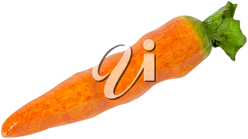 Royalty Free Photo of Carrot Art