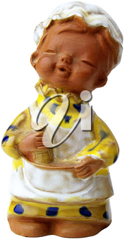 Royalty Free Photo of a Baby Figurine