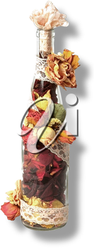 Royalty Free Photo of a Decorative Bottle