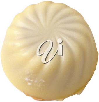 Royalty Free Photo of a White Chocolate