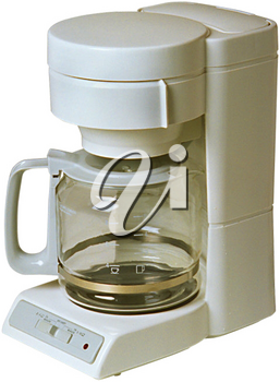 Royalty Free Photo of a Coffee Maker