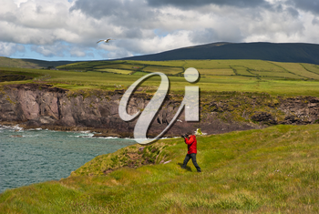 One photographer of the most popular stops at Wild Atlantic ,Ireland